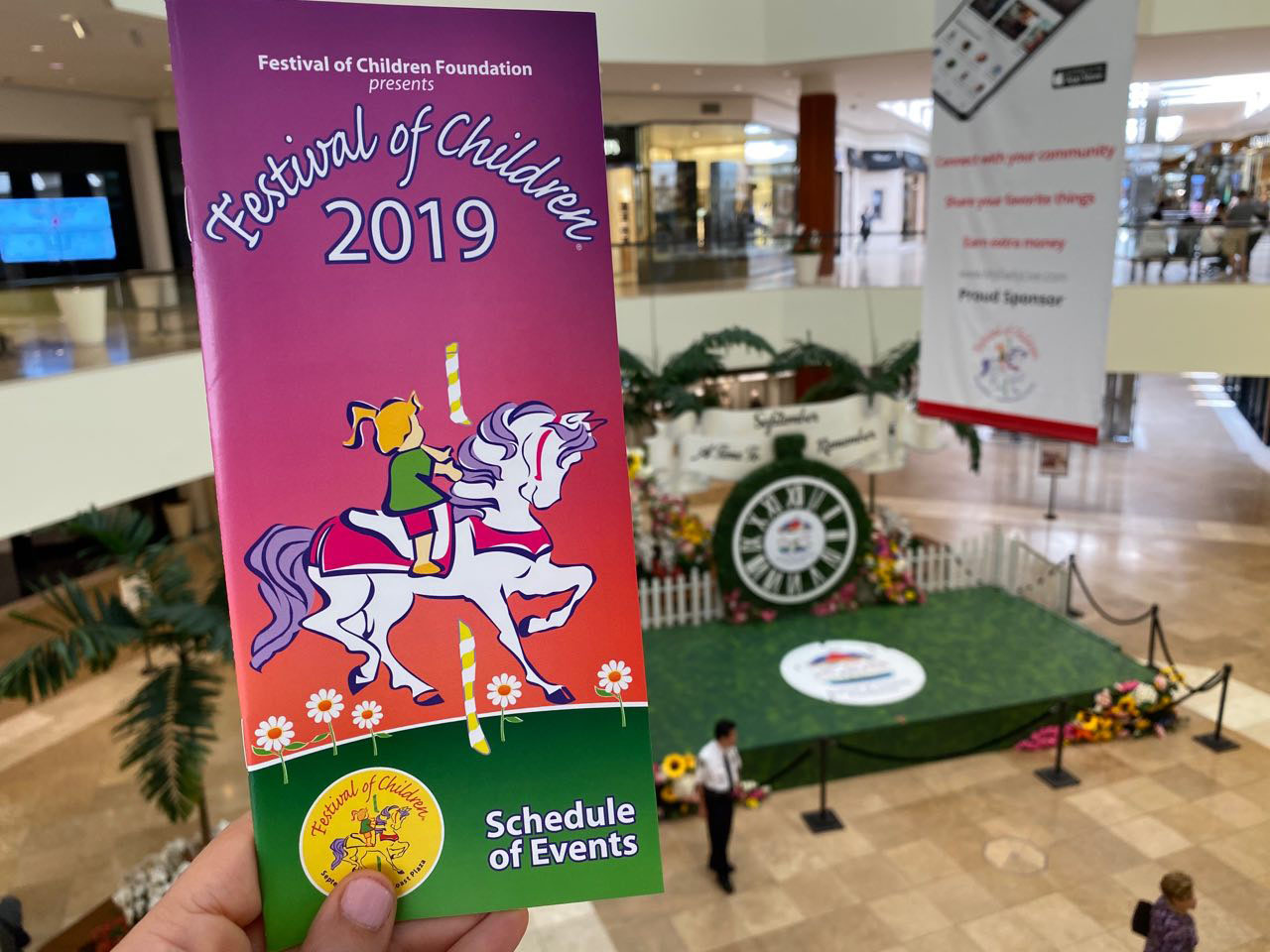 Festival of Children 2019 - Schedule of Events