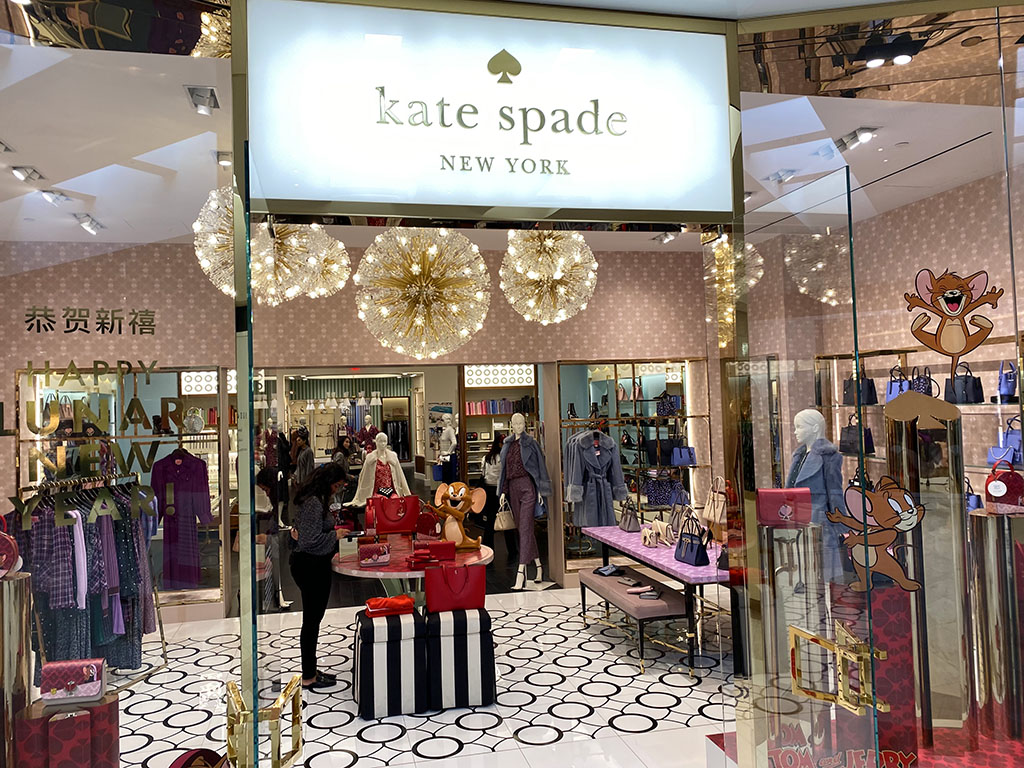 Kate Spade New York Storefront