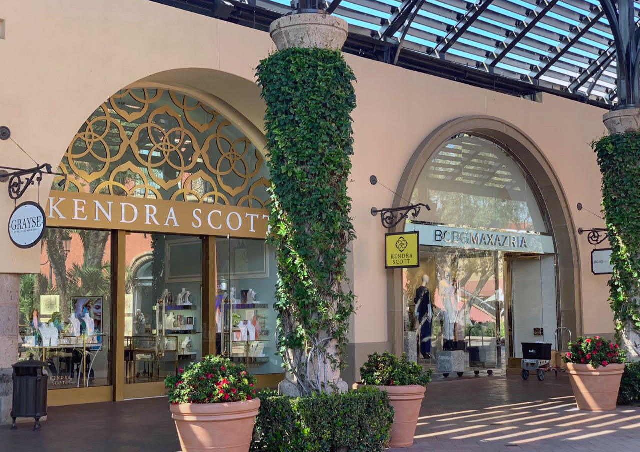 Kendra Scott Storefront - Fashion Island