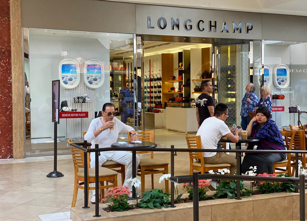 South Coast Plaza - Longchamp Storefront.jpg