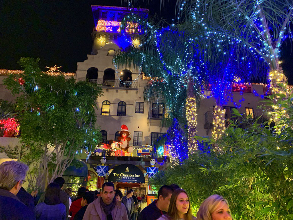 The Mission Inn New Year's Eve Celebration